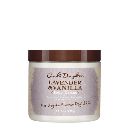 Carols Daughter Lavender and Vanilla Body Cream