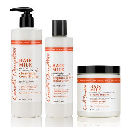 Hair Milk Deep Moisture Curl Set Best Selling Carol S
