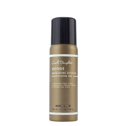 Monoi Travel-Size Conditioning Dry Shampoo for Dark Tones