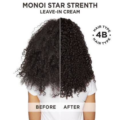 Monoi (Repair + Moisture) Star Strength Leave In Cream