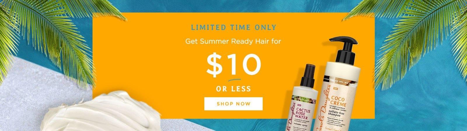 Shop Hair Sale