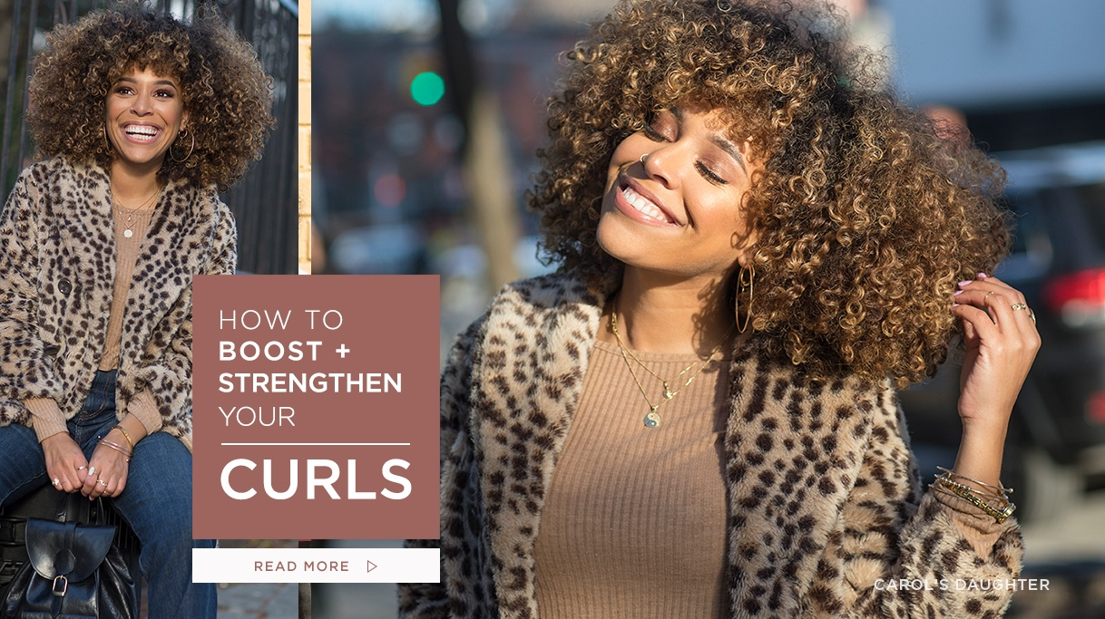 Hair Styling Tips Tutorials Carols Daughter Official Site