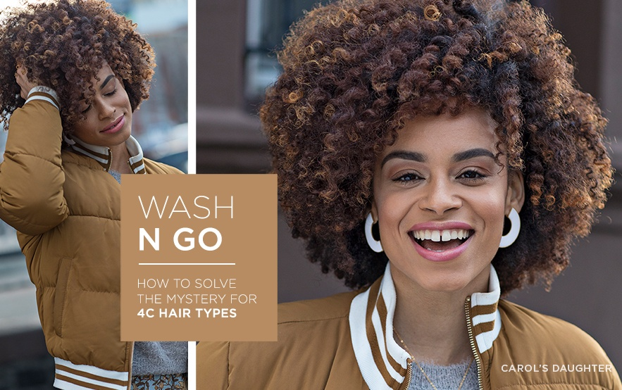 Learn How To Create Natural Hairstyles With Carols Daughter
