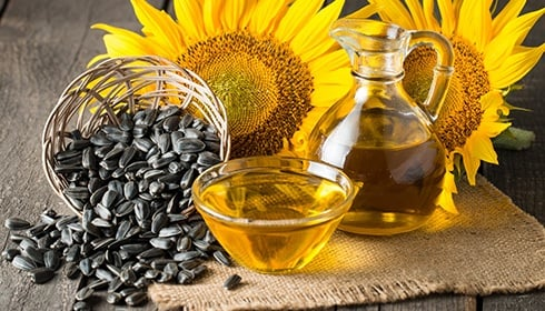 Sunflower Oil Uses