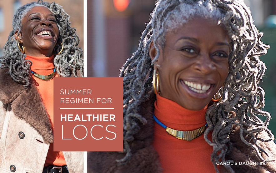 Tips On How To Care For Natural Hair Locs Carol S Daughter