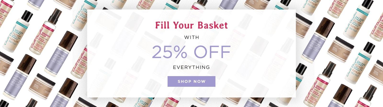 Easter Sale: 25% Off. Shop Sale