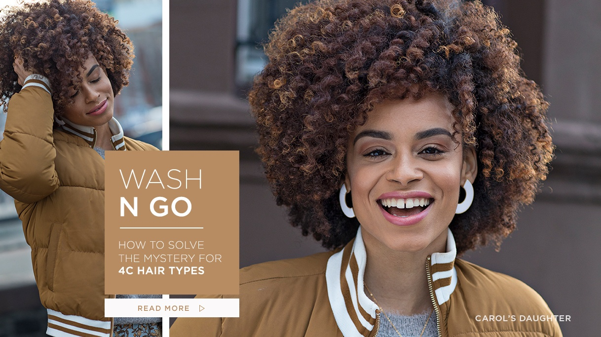 Learn How To Create Natural Hairstyles With Carol S Daughter