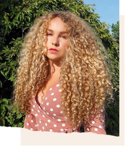 Lilli 2C Hair Type - 2c