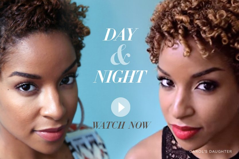 Hairstyle Tutorials For Short Natural Hair Carol S Daughter