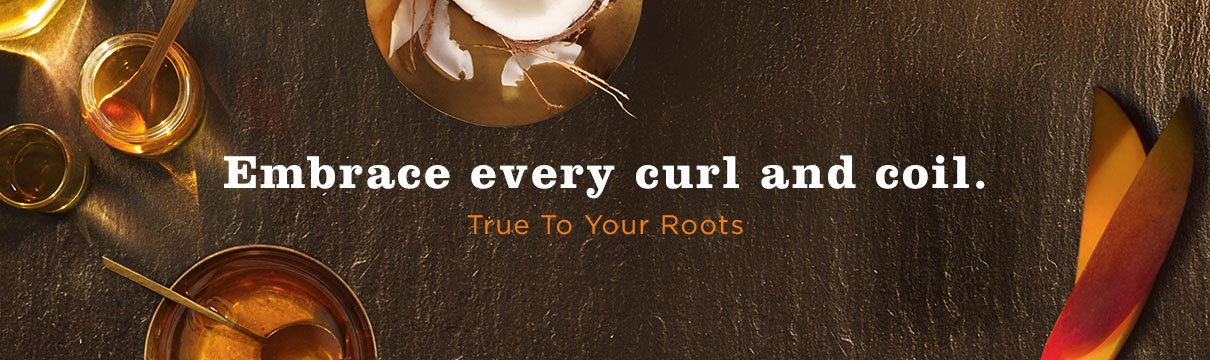 Embrace every curl and coil with Coco Creme Moisture Butter. Shop Now.